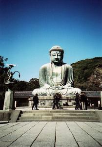 鎌倉の大仏(LOMO)